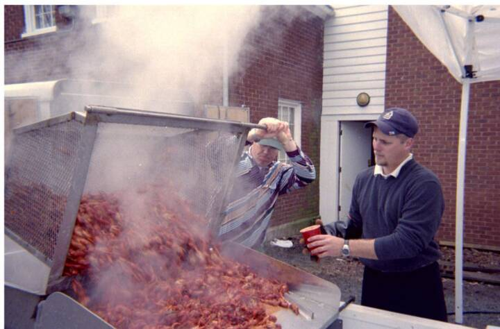 Crawfish Boil Catering